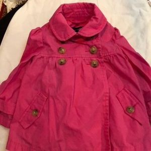 Adorable Ralph Lauren spring jacket 9M